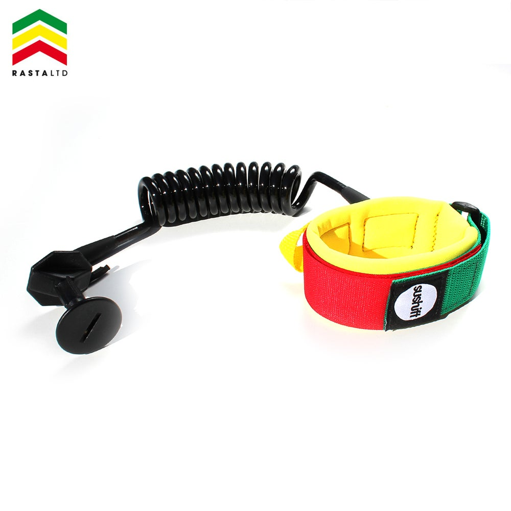 Image of Biceps Leash - Rasta Series LTD