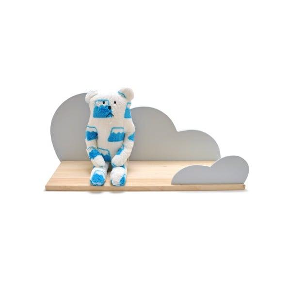 Image of Estantería nube gris