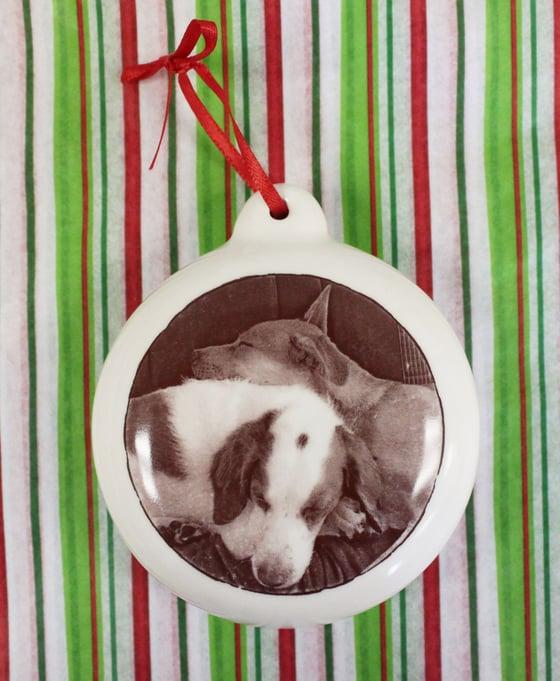 Image of Pet Portrait Ornament