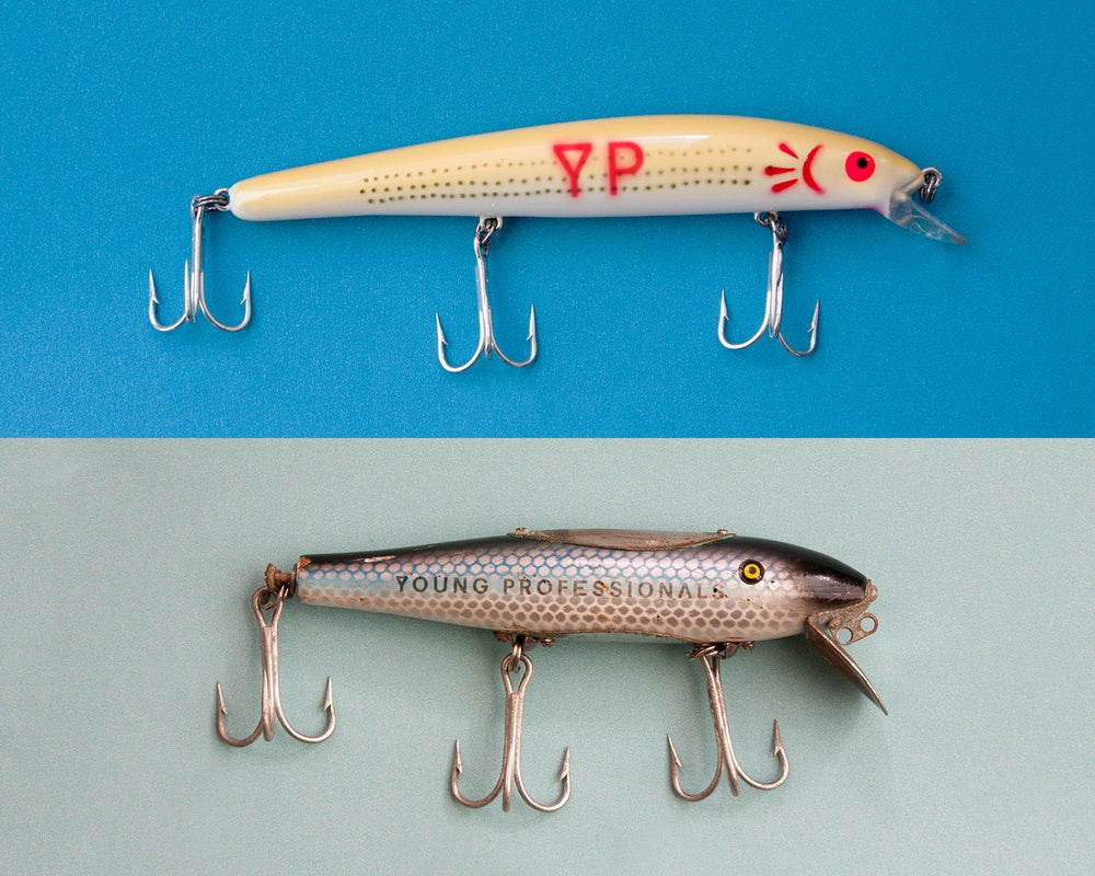 Image of Official YP Fishing Lure