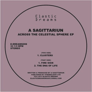 Image of A Sagittariun - Across The Celestial Sphere EP 12""