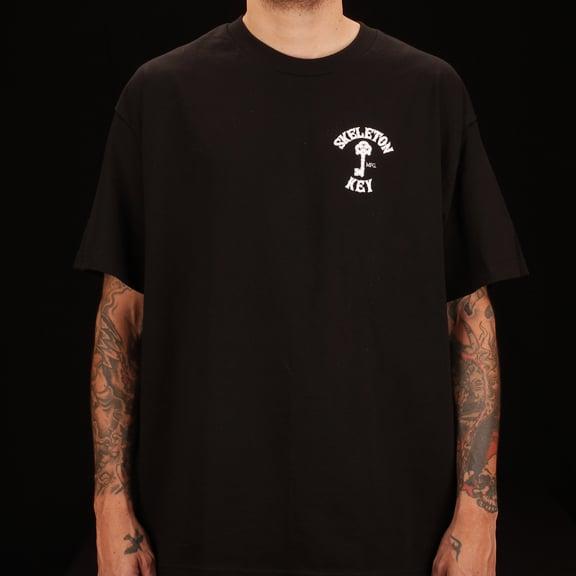 Image of Branded Black S/S T-Shirt