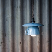 Image of Scullery Made Tea Cup Light