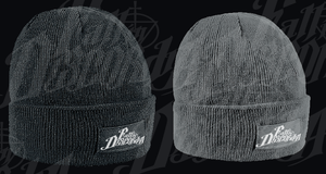 Image of Black/Grey Beanie with FID Logo