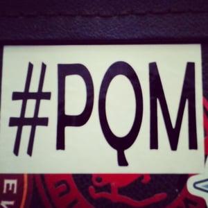 Image of #PQM