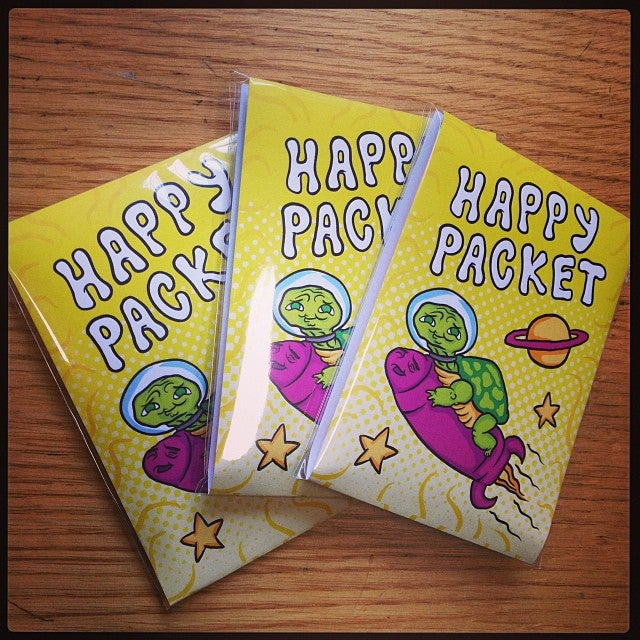 Image of Happy Packet