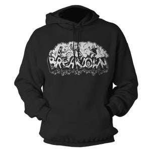 "Image of BREAKDOWN ""Beatdown"" Hoodie"