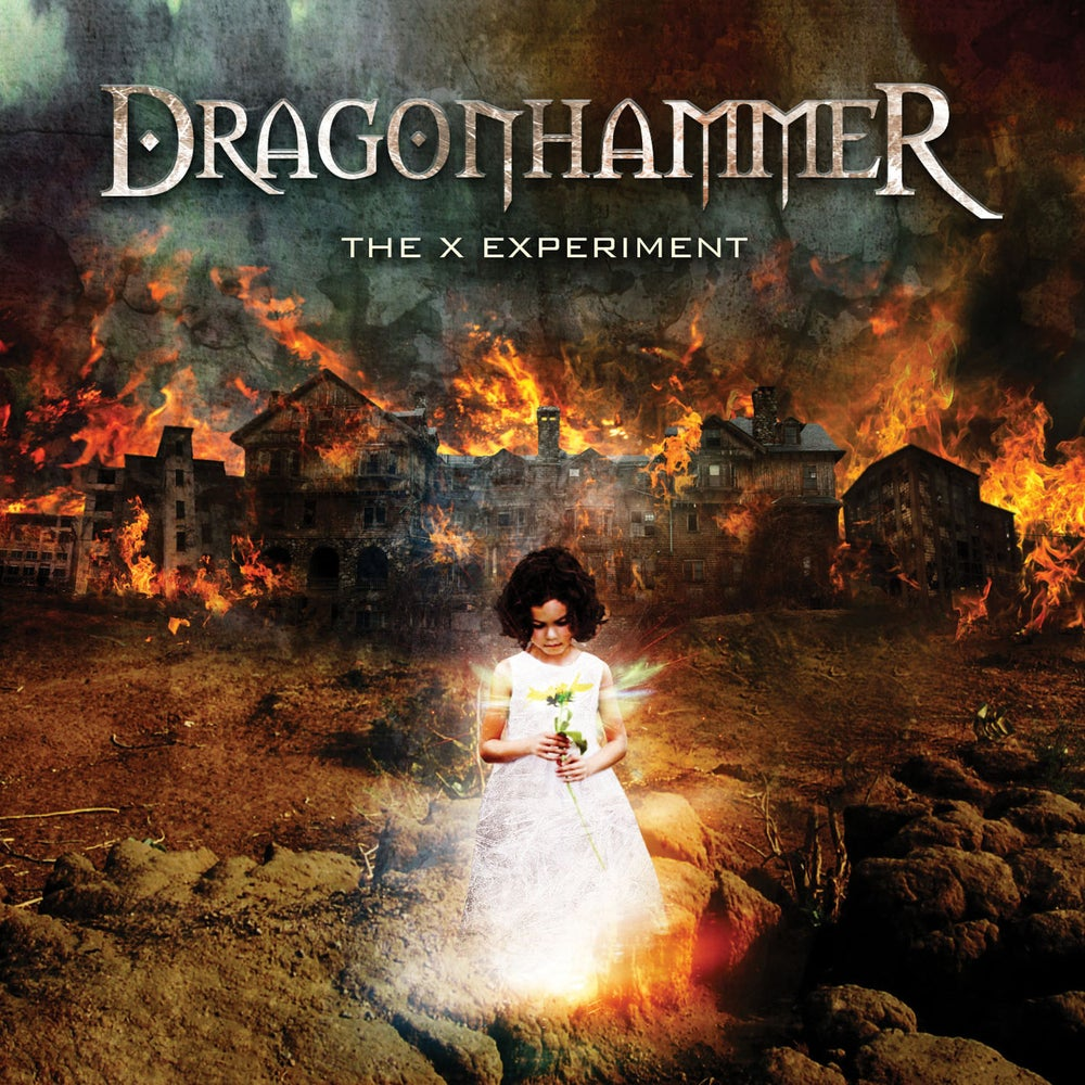 "DRAGONHAMMER ""The X Experiment"" CD"