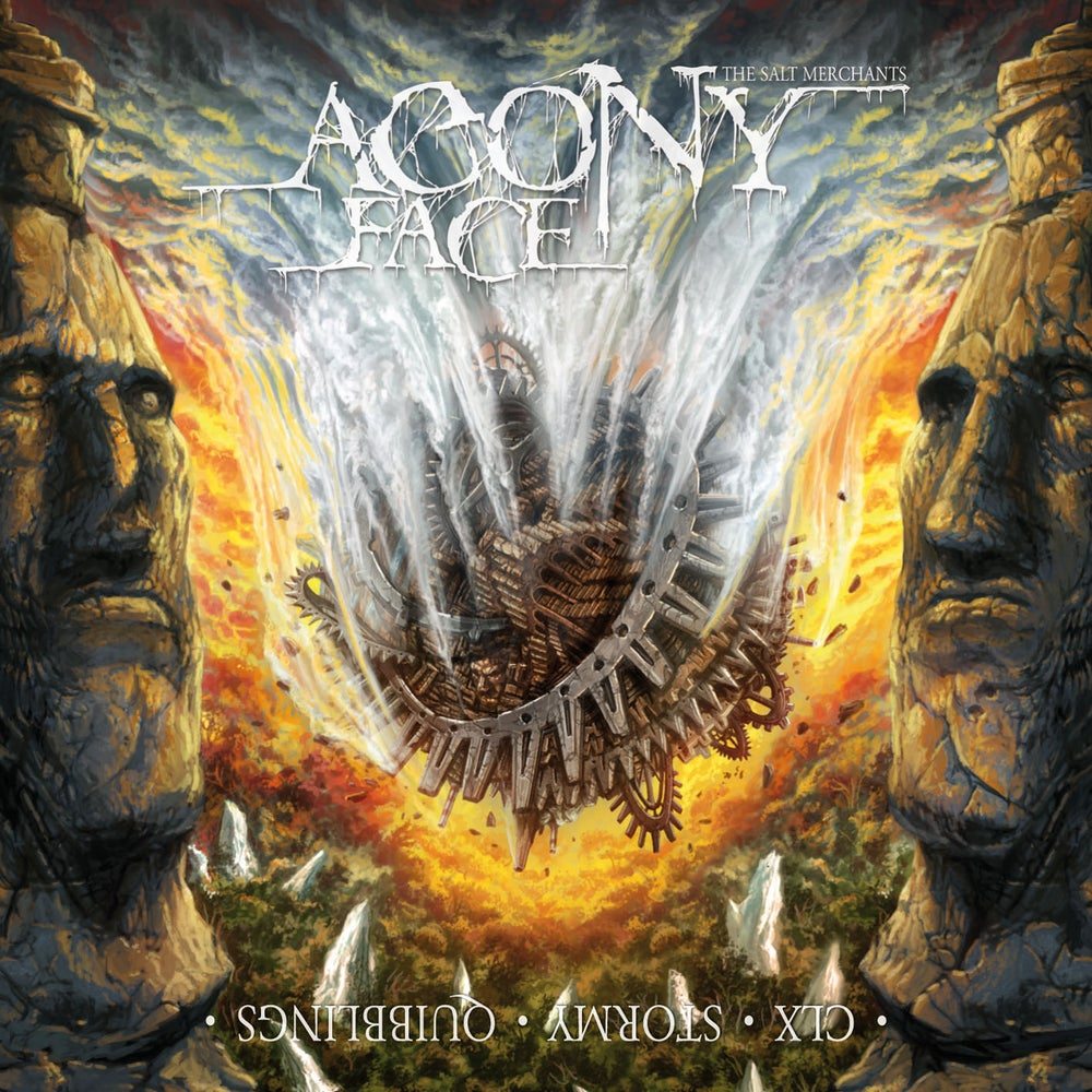 """Image of AGONY FACE """"CLX Stormy Quibblings"""" CD"""