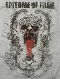 "Image of White ""Skull"" Shirt"