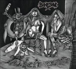 """Image of Bonesaw """"The Illicit Revue"""" CD album"""