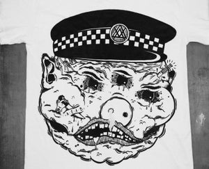 "Image of ""PIGS ARE HUMAN TOO"" T-SHIRT"