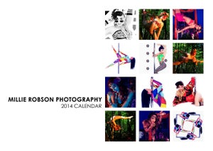 Image of Millie Robson Photography Calendar 2014