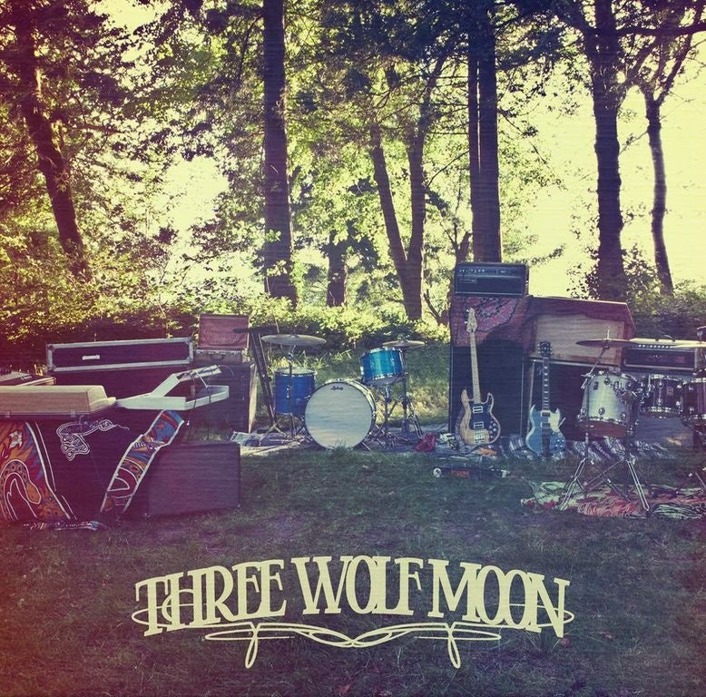 Image of Three Wolf Moon - LP
