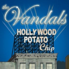 "Image of The Vandals: ""Hollywood Potato Chip"" CD"