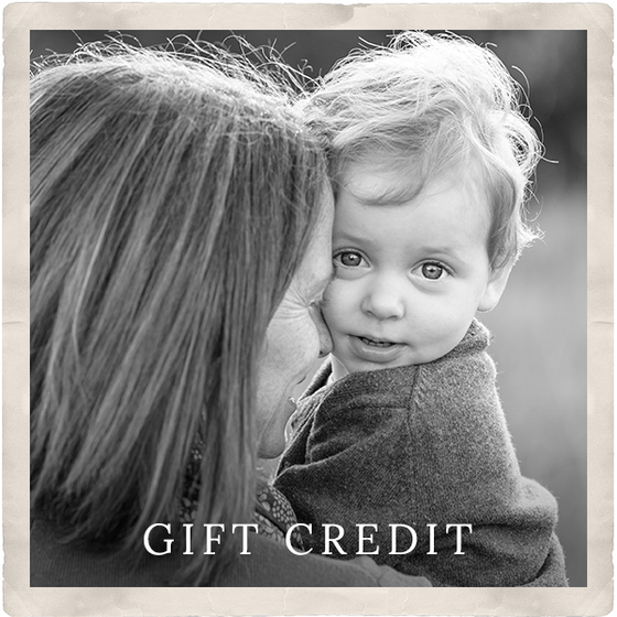 Image of Gift Credit