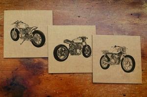 Image of Eco Moto Print Series 1