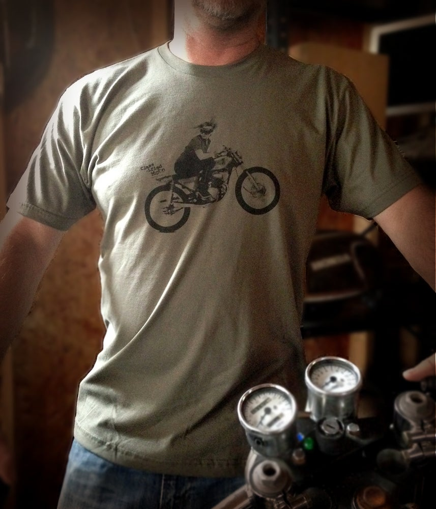 Image of Tiny Moto Tee
