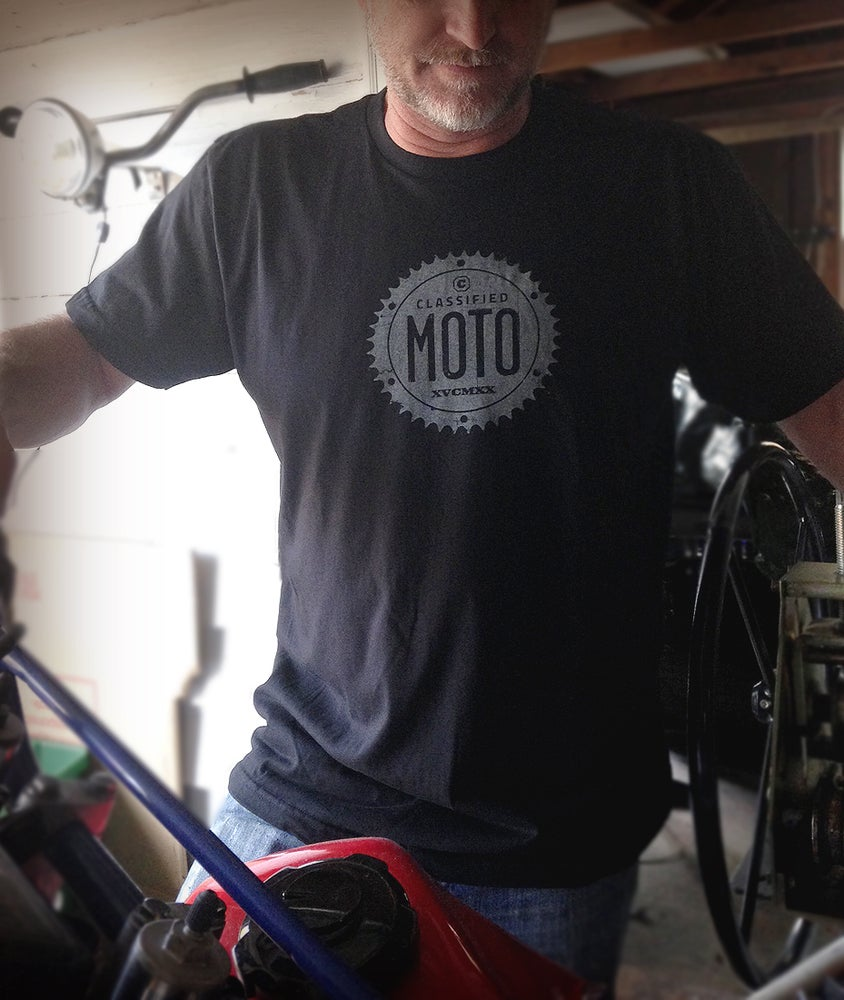 Image of Classified Moto Sprocket Tee