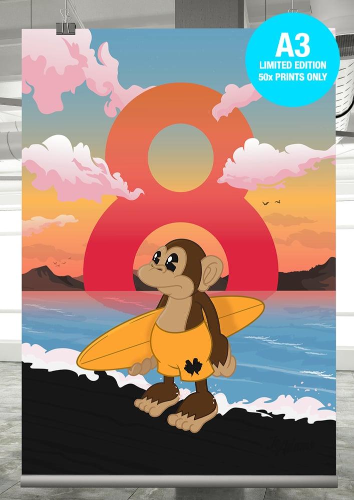 Image of Dubfluence Ape - Day