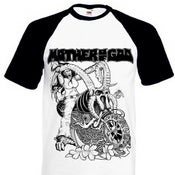 Image of Earthrider Baseball t-shirt