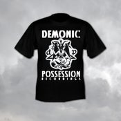 Image of DEMONTEE - Demonic Possession T-Shirt