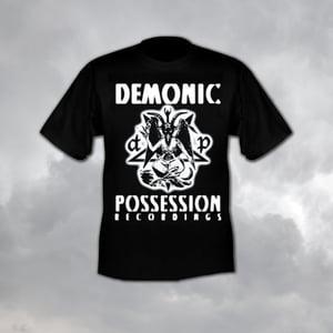 Image of DEMONTEE - Demonic Possession T-Shirt