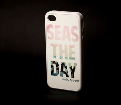 Image of Carpe Diem iPhone Case