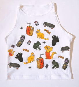 Image of Girls 1990's Tank LK