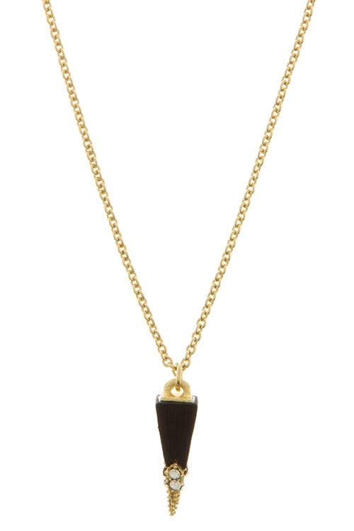 Image of Jordan Dagger Necklace