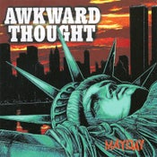 "Image of AWKWARD THOUGHT ""Mayday"" CD"