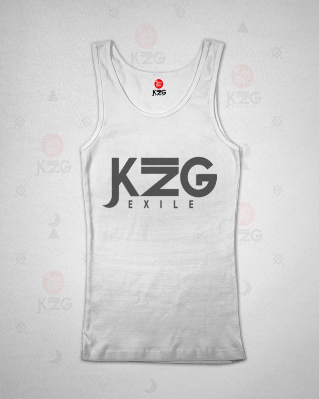 Image of King In Exile - Unisex Tank Top