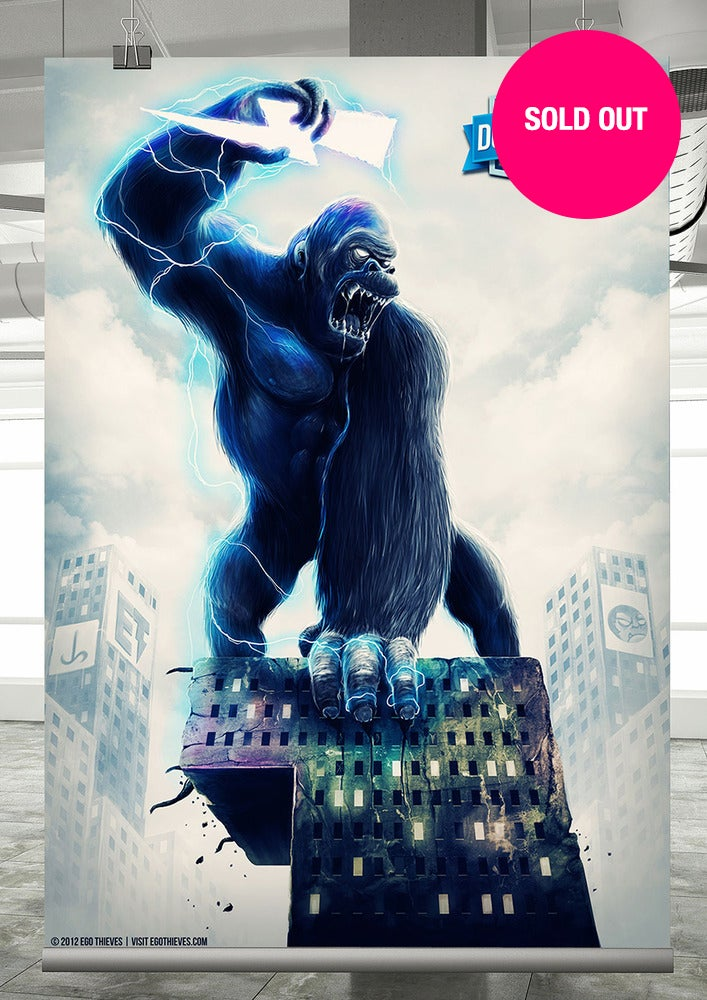 Image of Dubfluencial Kong