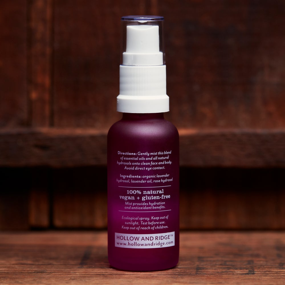 Image of face + body toner | ROSE WATER
