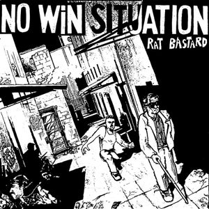 "Image of NO WIN SITUATION ""Rat Bastard"" 7"" Vinyl"