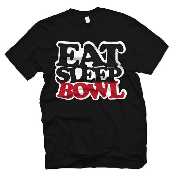 Image of Eat Sleep Bowl // Black
