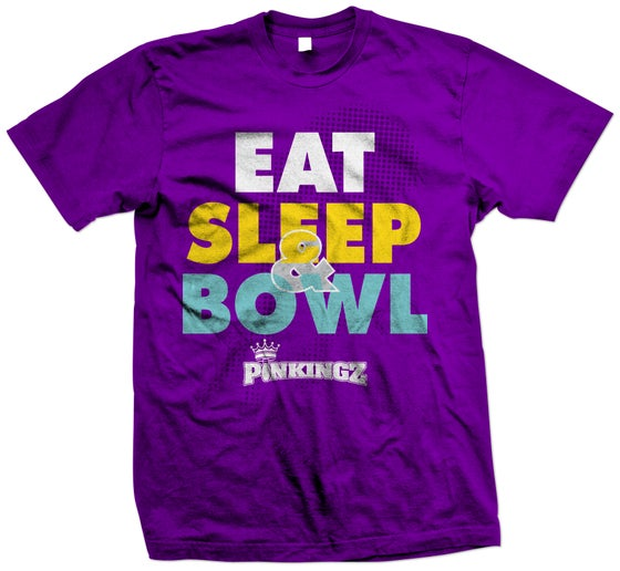 Image of Eat Sleep Bowl // Purple