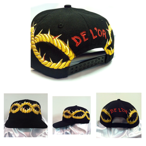 "Image of ""Crown Of Thorns"" Snapback *PRE ORDER*"