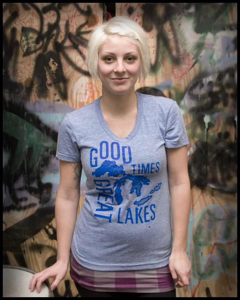Image of The Lady Good Times Great Lakes