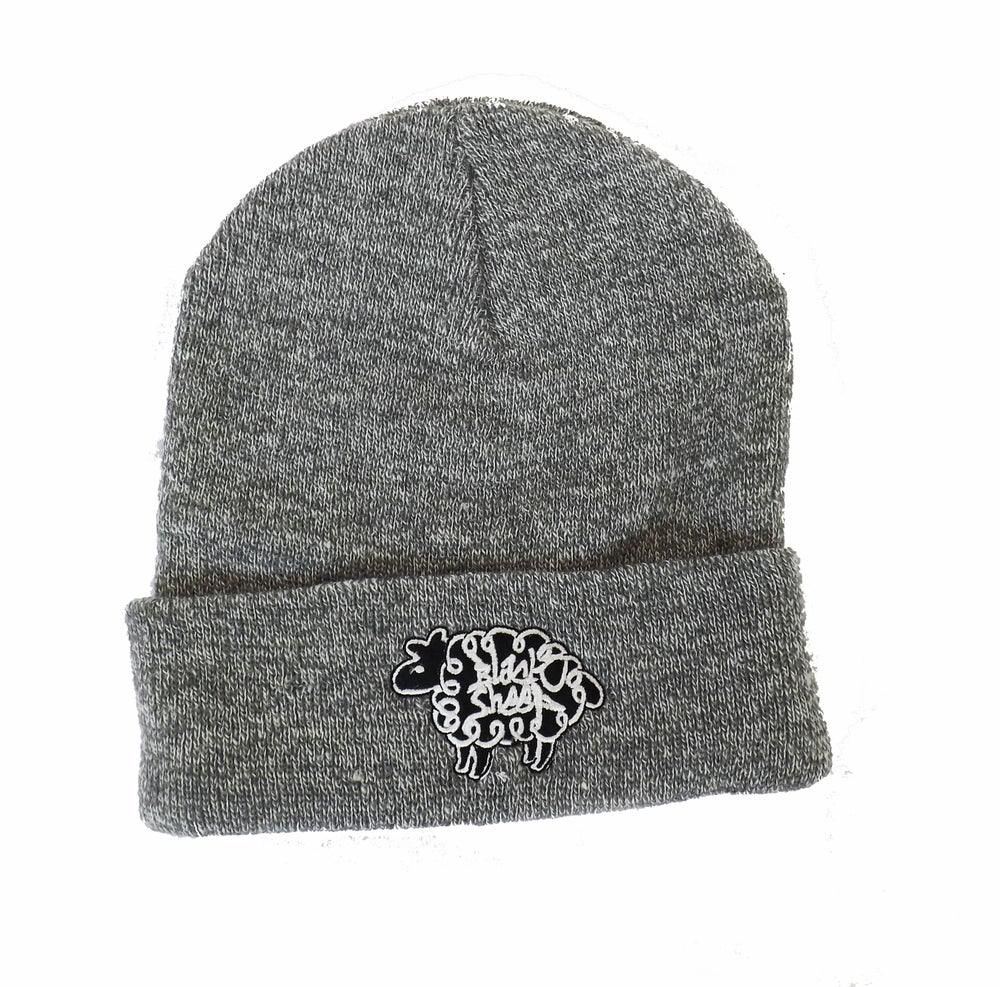 Image of BEANIE HAT (GREY)