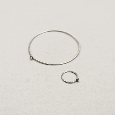 Image of Loop Ring + Bracelet