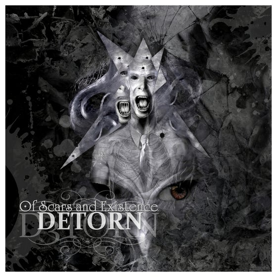 Image of Detorn - Of Scars and Existence !! New !! (2013)