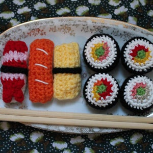 Image of Sushis et Makis
