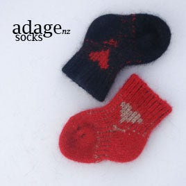 Image of Baby Possum Socks - 1 pair