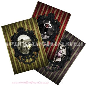 Image of LBB Circus Greeting Card Collection - 6 pack