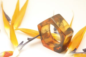 Image of Tiger Swirl Bangle