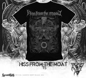 Image of HISS FROM THE MOAT - Goat TShirt