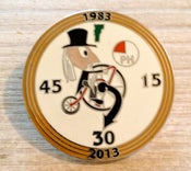 Image of Big Cypress Father Time 30 Year Aniversery PIN