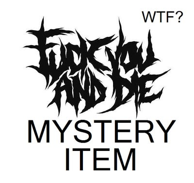 Image of FYAD mystery item