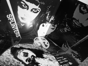 Image of Salem Rages 'Spinters' CD